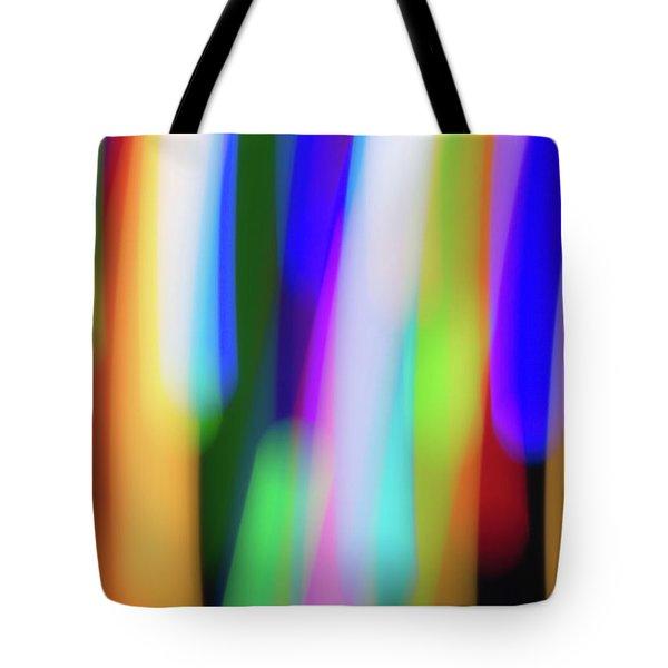 Chromatism Tote Bag