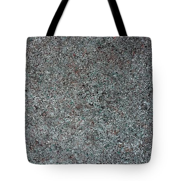 Chrome Mist Tote Bag