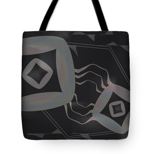Chromoid Tote Bag
