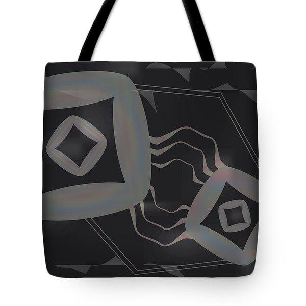 Chromoid Tote Bag