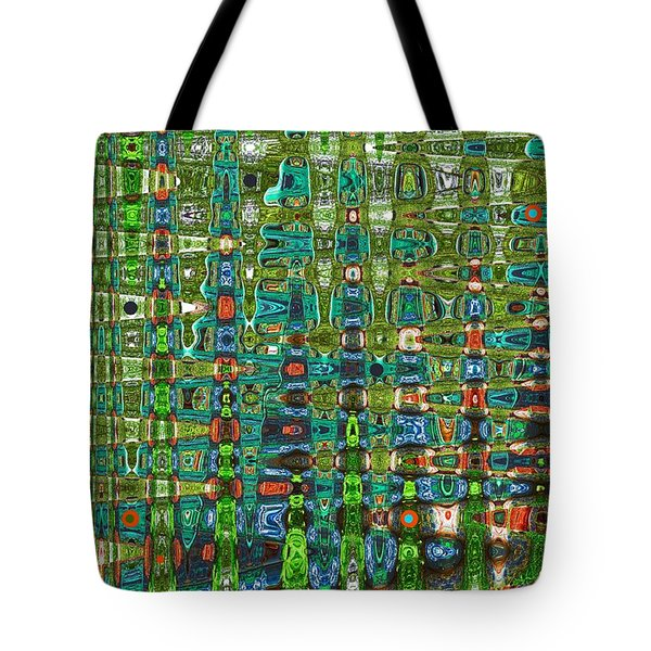 Tote Bag featuring the photograph Chromosome 22 by Diane E Berry