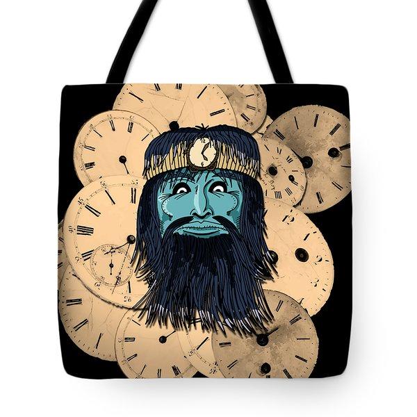 Chronos Tote Bag