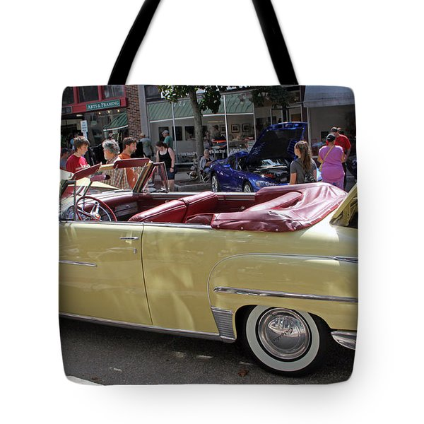 Chrysler Windsor Tote Bag