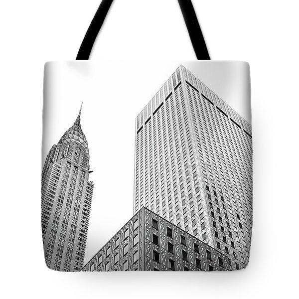 Chrystler Lofts Tote Bag by Rennie RenWah