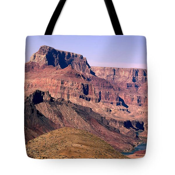 Chuar Butte  Grand Canyon National Park Tote Bag