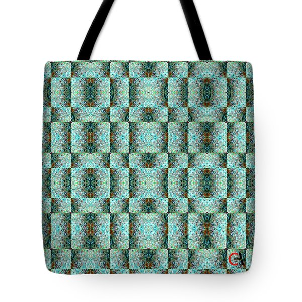Chuarts Epic Illusion 1b2 Tote Bag