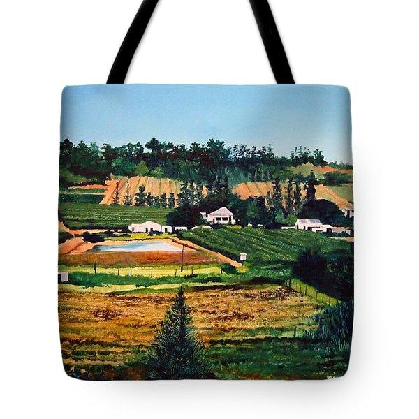 Chubby's Farm Tote Bag