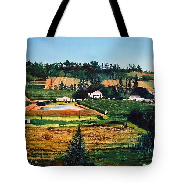 Chubby's Farm Tote Bag