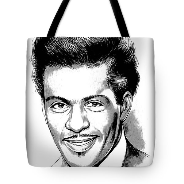 Chuck Berry 2 Tote Bag