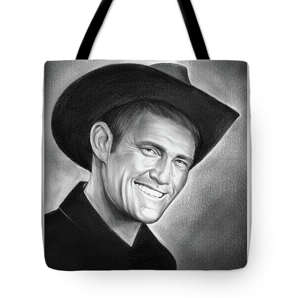 Chuck Connors Tote Bag