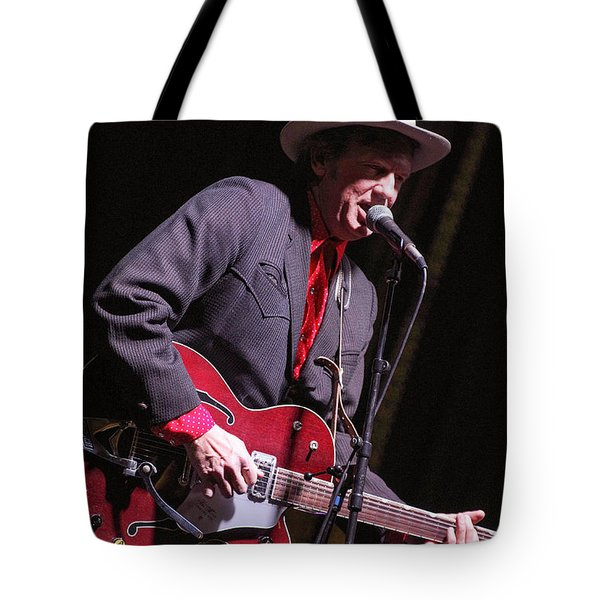 Chuck Mead Tote Bag