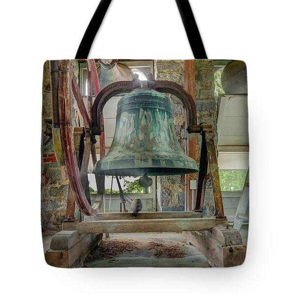 Church Bell 1783 Tote Bag