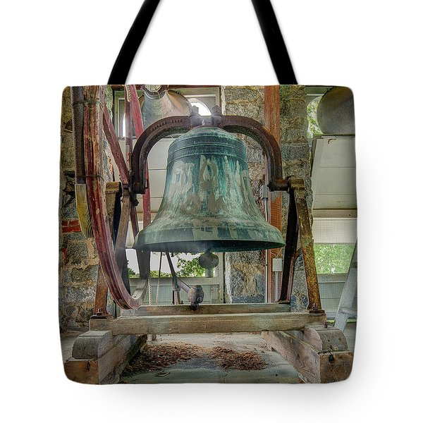 Church Bell 1783 Tote Bag