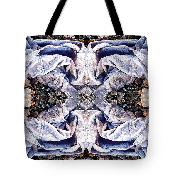 Church Clothing Tote Bag by Ron Bissett