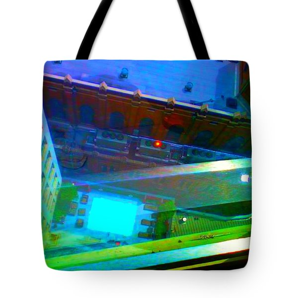 Church Dome  Tote Bag