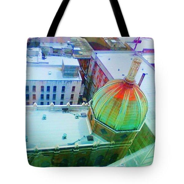 Church Dome II Tote Bag