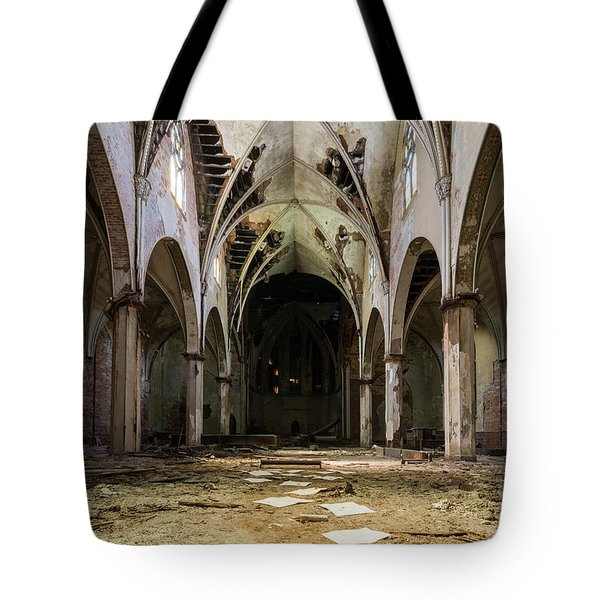 Church In Color Tote Bag