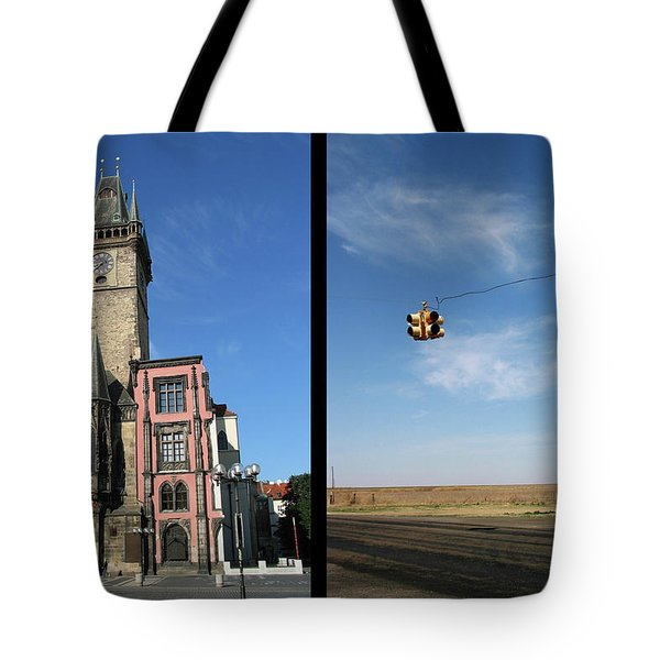 Church Tote Bag by James W Johnson