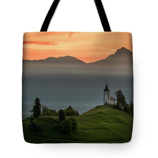 Church Jamnik Tote Bag