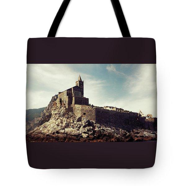 Church Of San Pietro Tote Bag by Joseph Westrupp