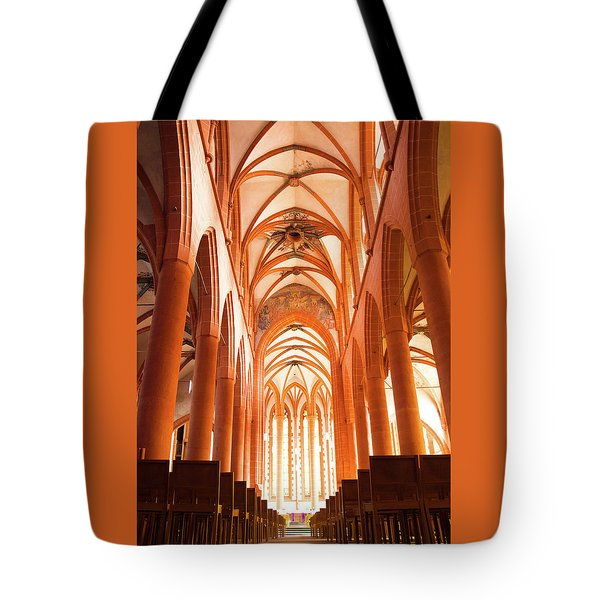 Church Of The Holy Spirit Tote Bag