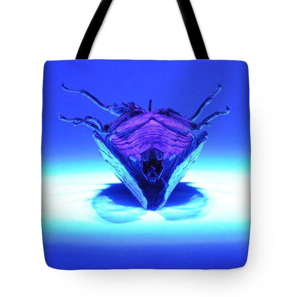 Cicada In Uv Tote Bag