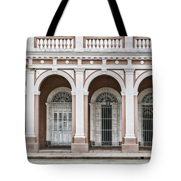 Cienfuegos Arches Tote Bag