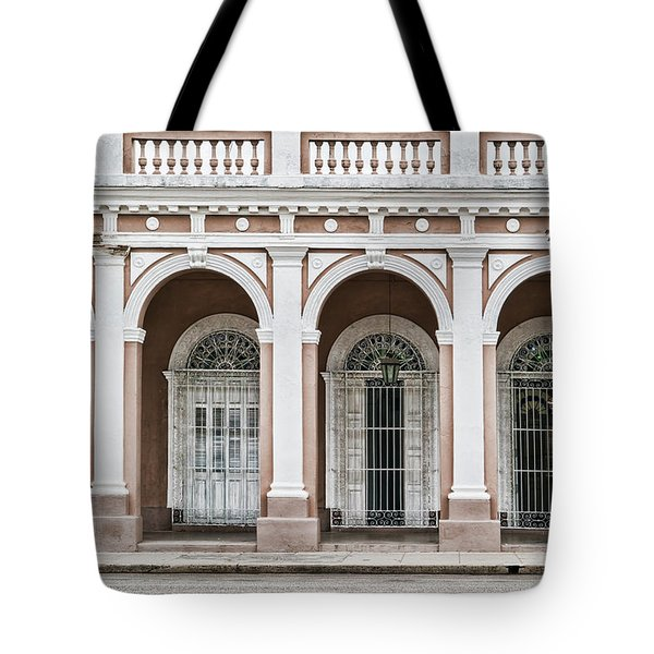 Cienfuegos Arches Tote Bag