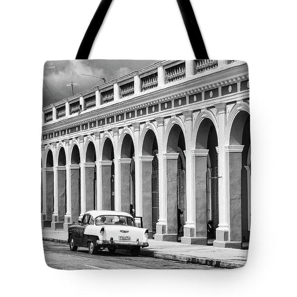 Cienfuegos, Cuba Tote Bag