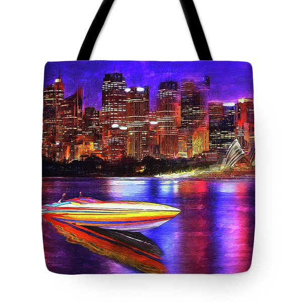 Cigarette Calm Tote Bag by Michael Cleere