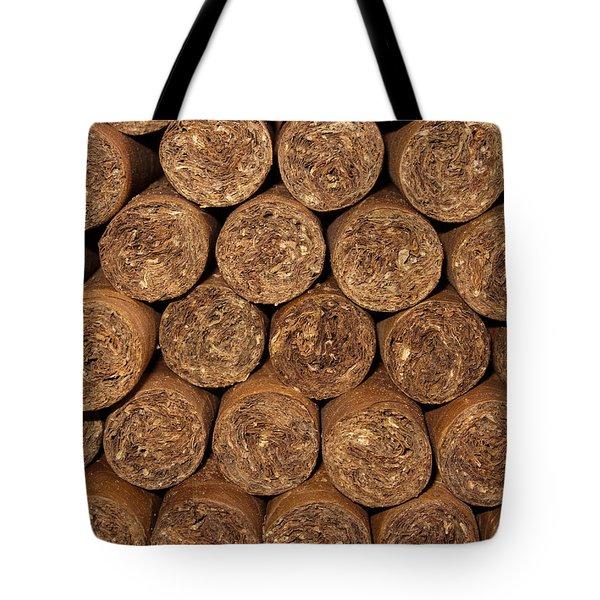 Cigars 262 Tote Bag