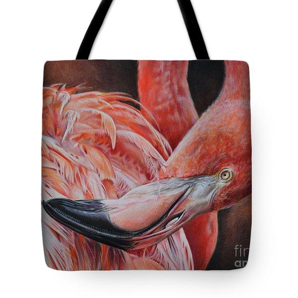 Cinder  Tote Bag