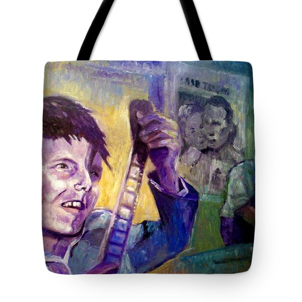 Cinema Paradiso Tote Bag
