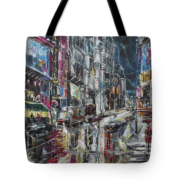 Cinema Time Tote Bag
