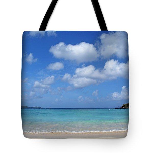 Cinnamon Bay 6 Tote Bag