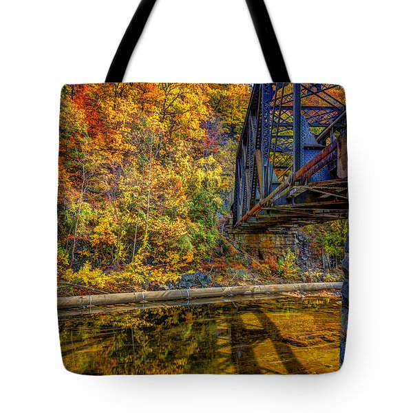 Cinnamon Crusted Daydream Tote Bag