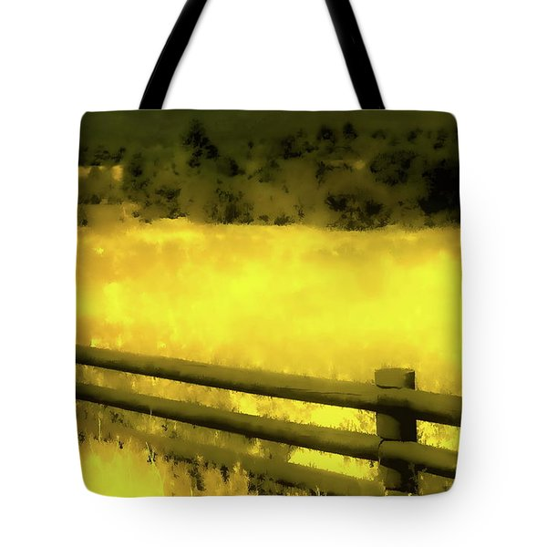 Ciquique Pueblo Meadow 2 Tote Bag