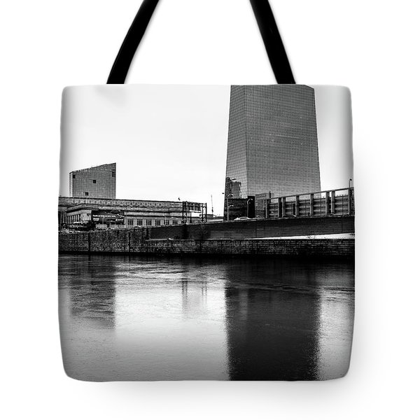 Cira Centre - Philadelphia Urban Photography Tote Bag