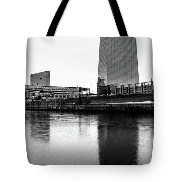 Cira Centre - Philadelphia Urban Photography Tote Bag