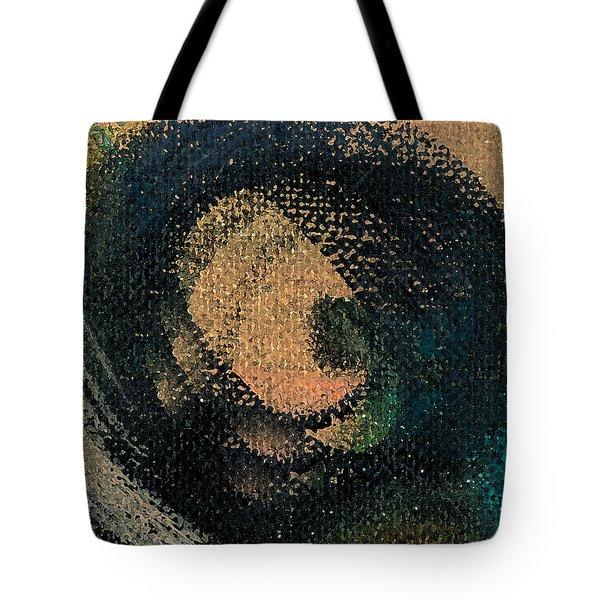 Circgurl Tote Bag by Jorge Delara