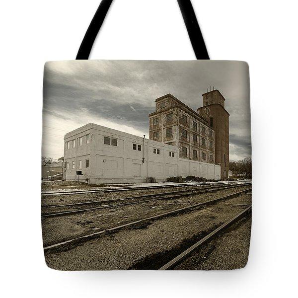 Circle B Feeds Concordia Kansas Tote Bag