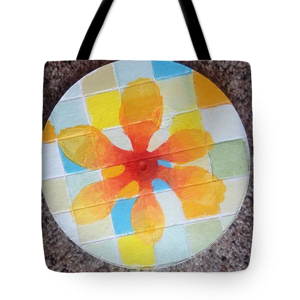 Circle For Daud Tote Bag