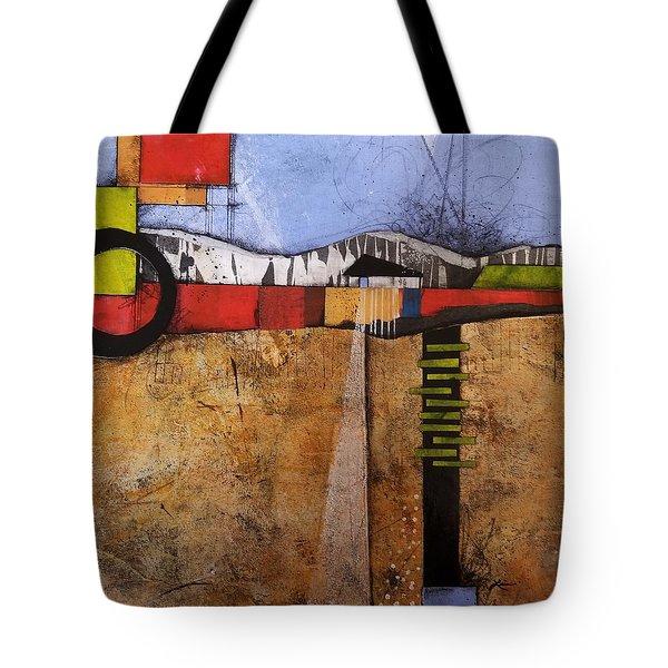 Circle Home Tote Bag