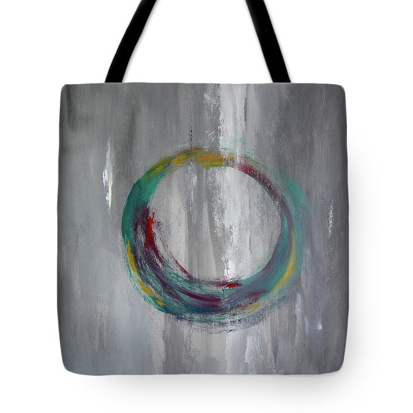Vortex Tote Bag by Victoria Lakes