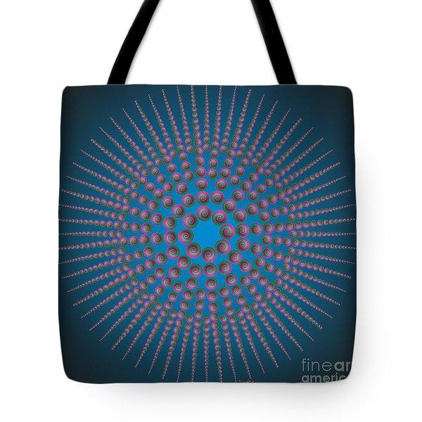 Circle Of My Eye Tote Bag