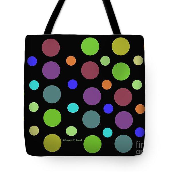 Circles N Dots C21 Tote Bag