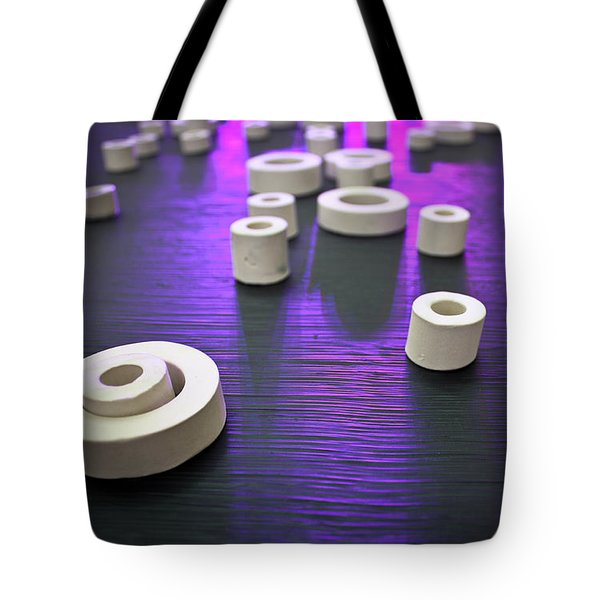 Circles Of Inspiration Tote Bag