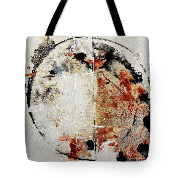 Circles Of War Tote Bag