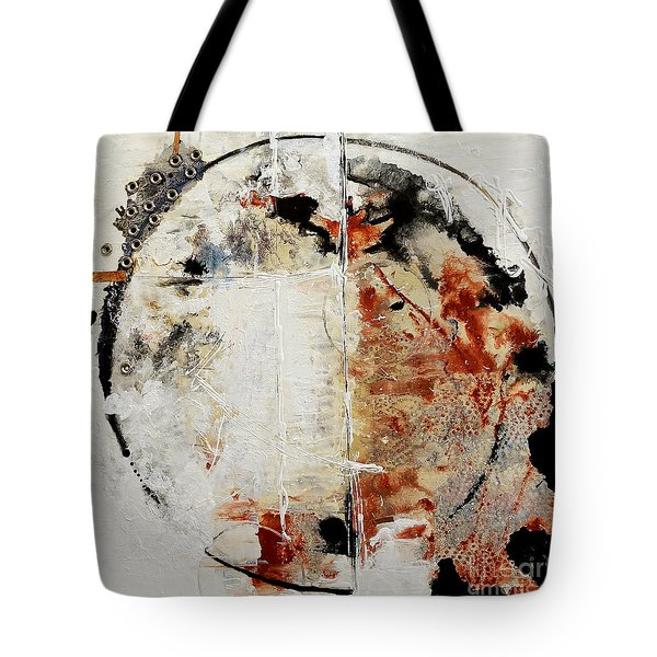 Circles Of War Tote Bag