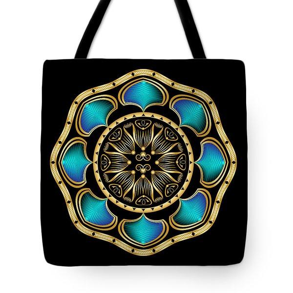 Circularium No. 2574 Tote Bag